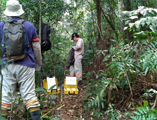 Geofísica elétrica aplicada à pesquisa geológica (Biguaçu – SC)