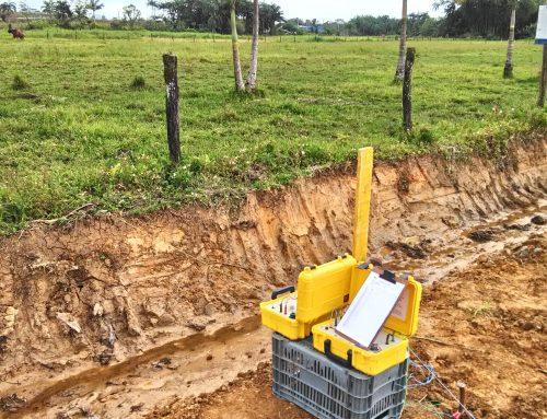 Estudo Geofísico-Hidrogeológico na cidade de Garuva – SC