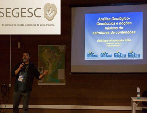III Semana de Estudos Geológicos de Santa Catarina