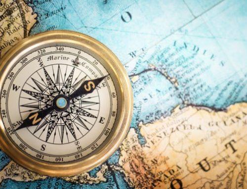 Pólo Norte magnético da Terra está se deslocando rapidamente
