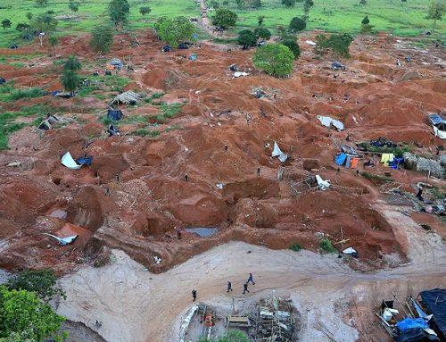 Nova ocupação ilegal em garimpo no Mato Grosso