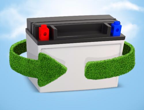 Brasil realiza investimento na reciclagem de baterias de chumbo ácido